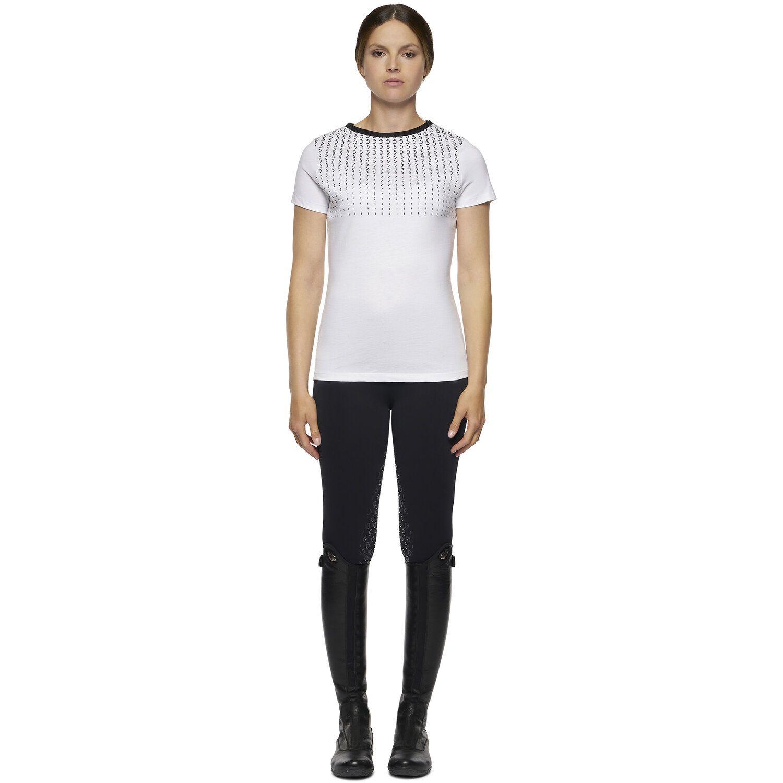 CT Women's pattern t-shirt