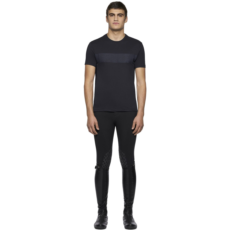 Men's t-shirt with 3D logo